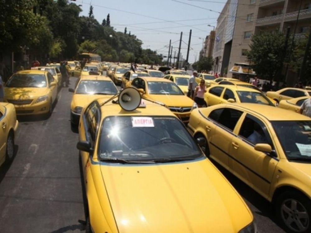 Σε «κίτρινο κλοιό» η Αθήνα!