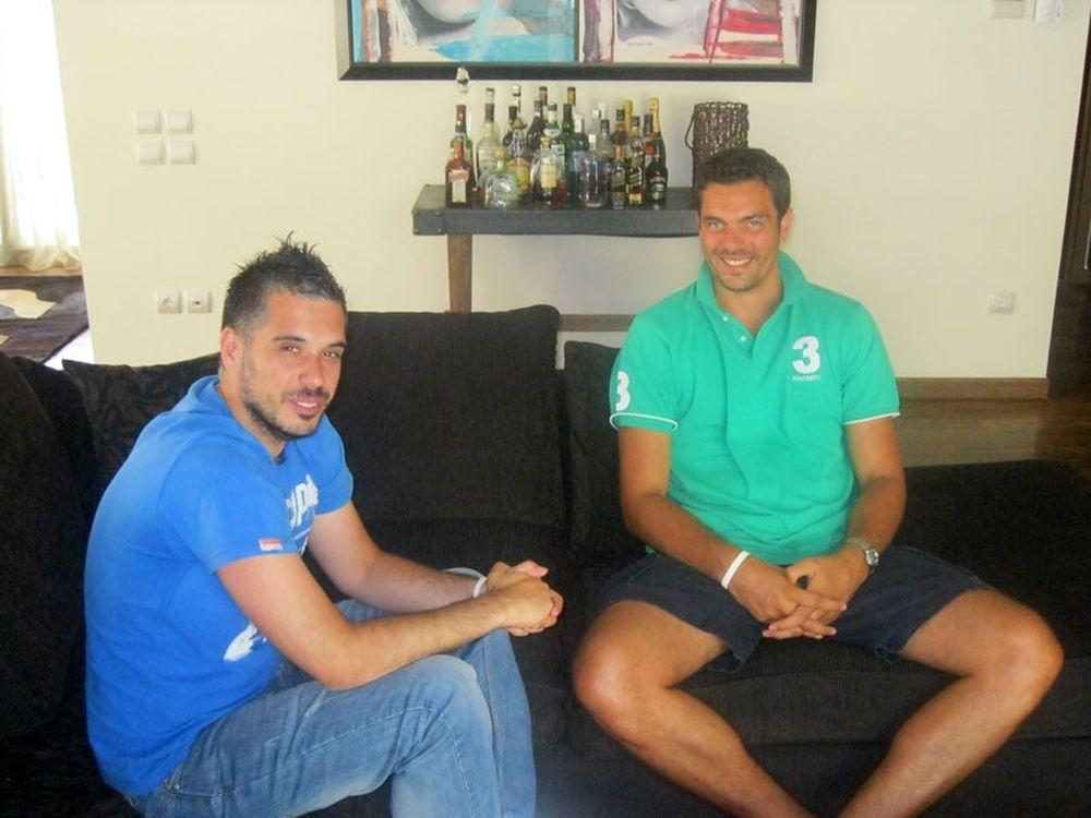 Το Onsports στο σπίτι του Τσαρτσαρή (video)