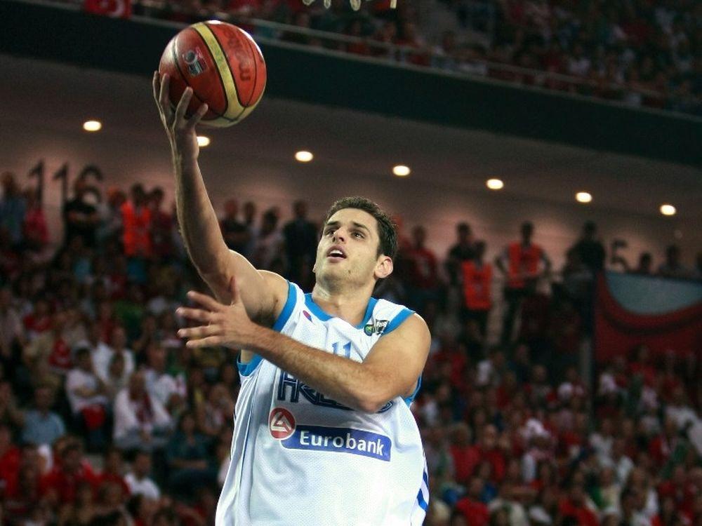 Χάνει το Ευρωμπάσκετ ο Περπέρογλου