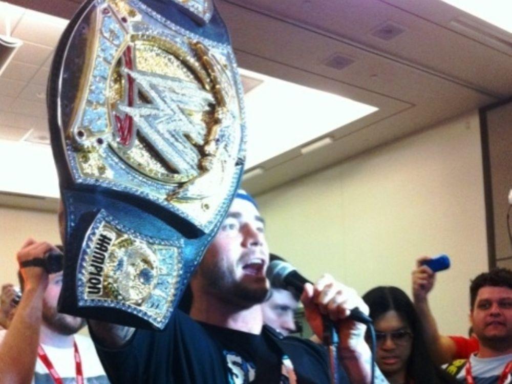 Νέα… παρέμβαση CM Punk