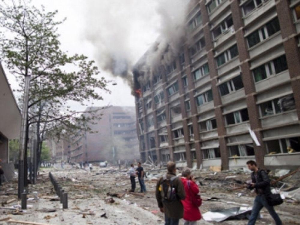 «Εθνική τραγωδία» στο Όσλο