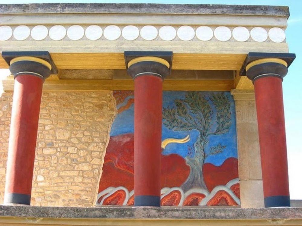 Κνωσός, το κέντρο της Κρήτης