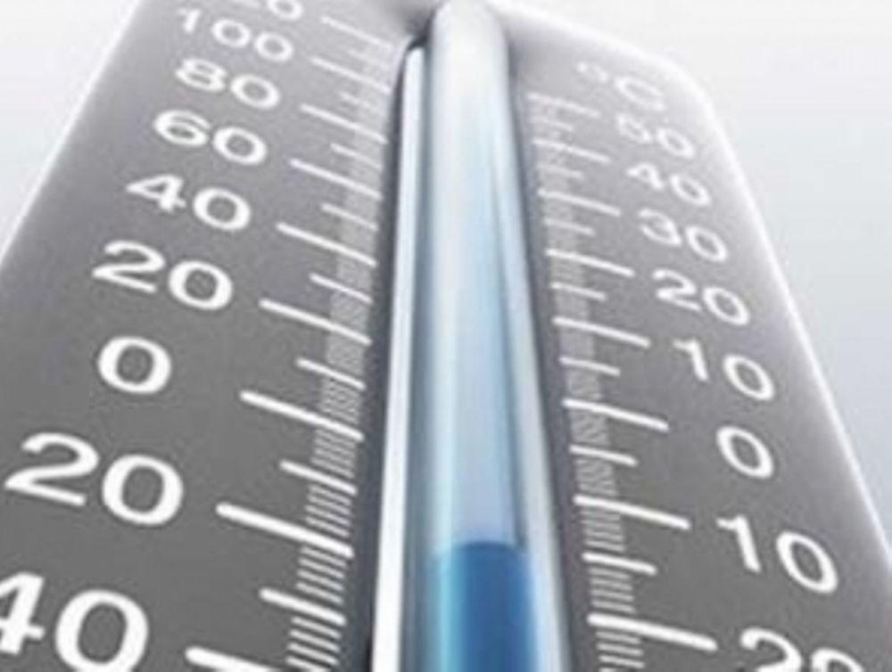 Μικρή πτώση θερμοκρασίας
