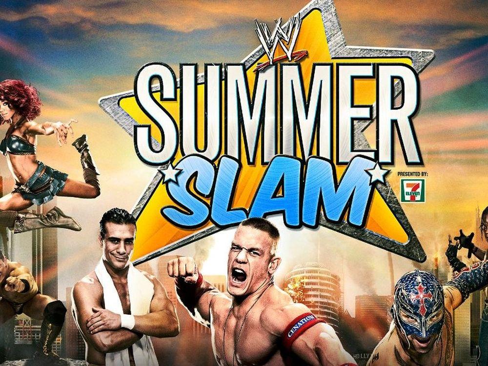 Αφαίρεση από SummerSlam