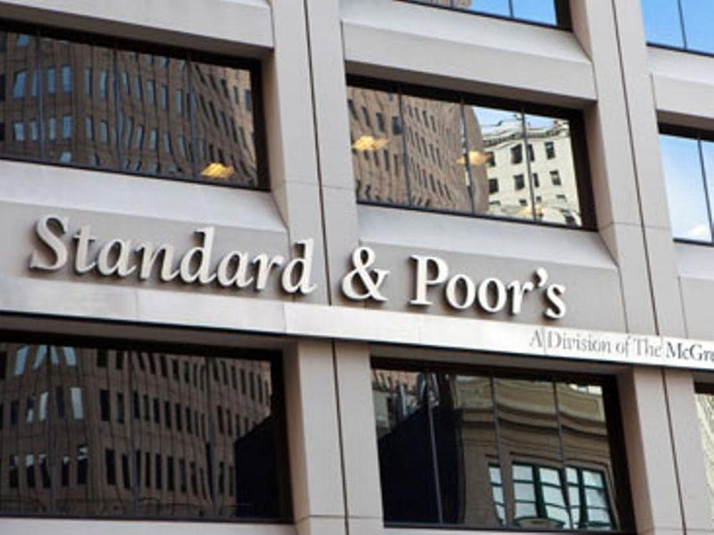 Υποβάθμιση από Standard and Poor's