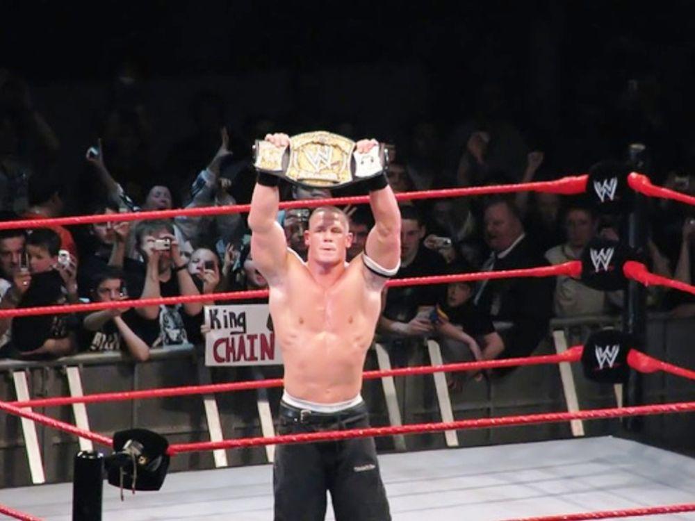 Αιώνιος πρωταθλητής ο Cena