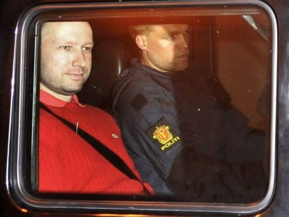 Φυλακή 5 αστέρων για τον Νορβηγό
