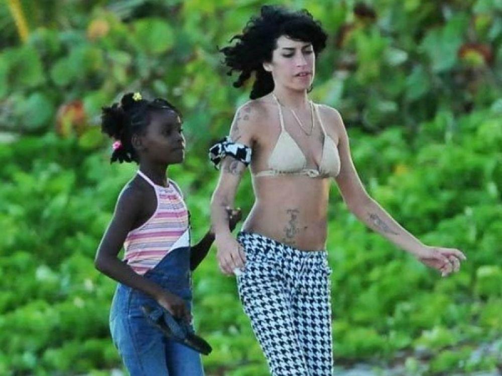 Η κόρη της Winehouse!