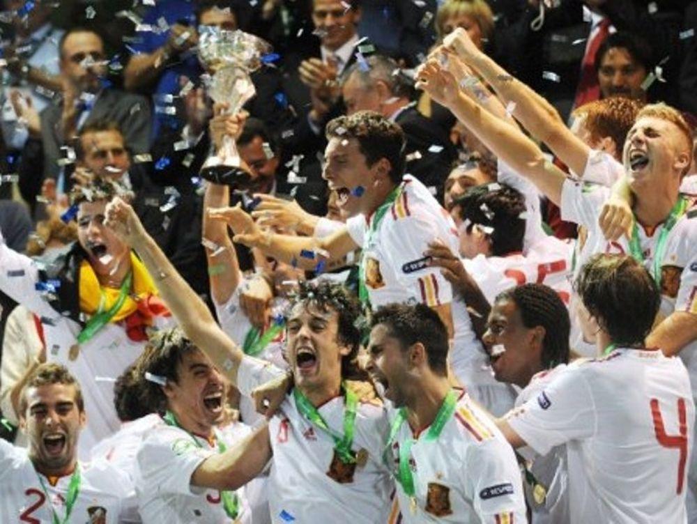 Ισπανία και πάλι!