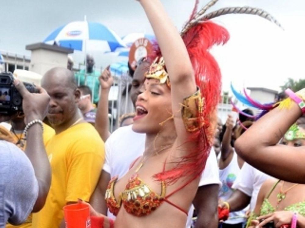 «Βασίλισσα» του φεστιβάλ η Rihanna