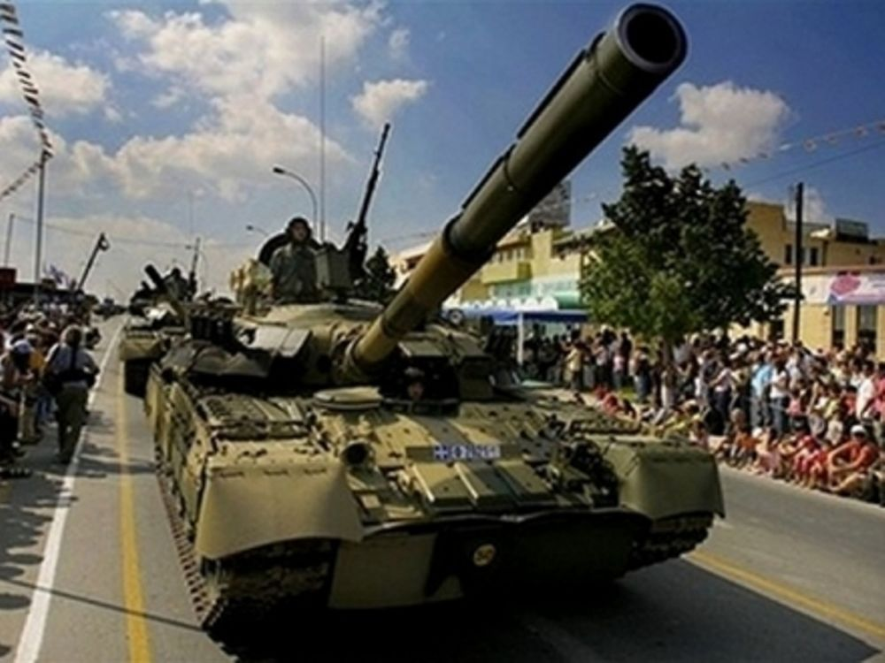 Άρματα μάχης κατέλαβαν την Χάμα