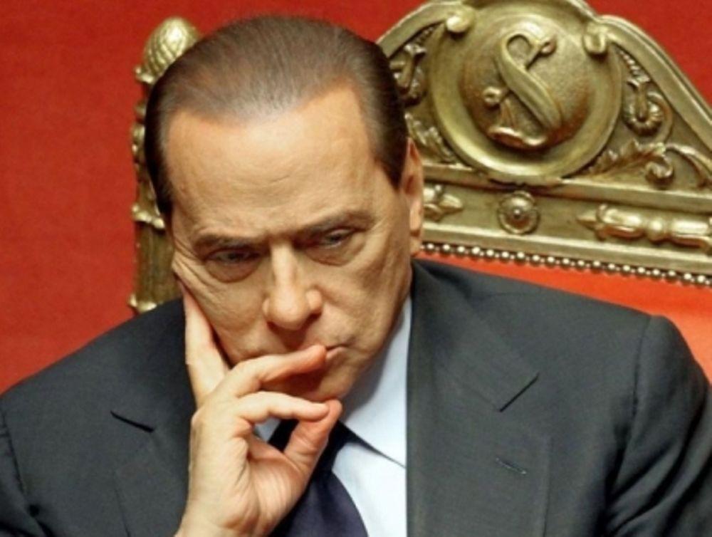 Μπερλουσκόνι: «Η κρίση δεν είναι ιταλική αλλά παγκόσμια»