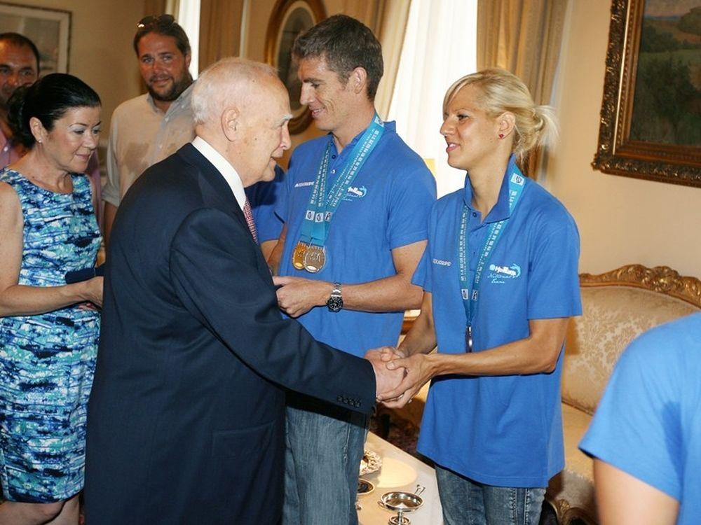 Λυμπερτά και Κανελλόπουλος στο Onsports (Video)