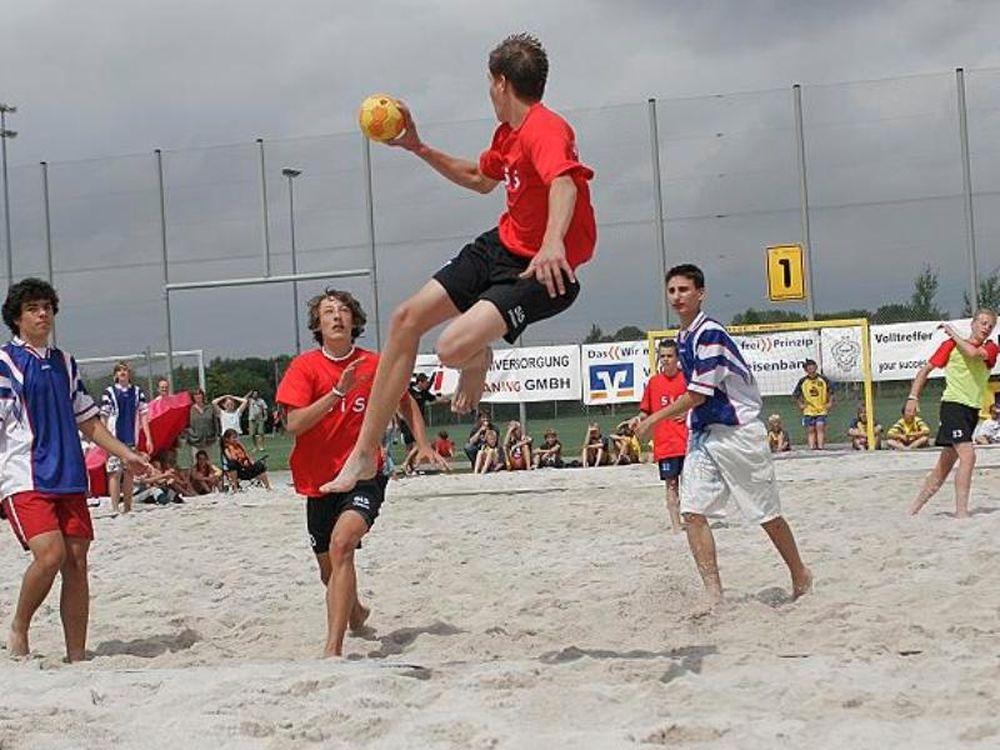 Νέες «μάχες» στην άμμο