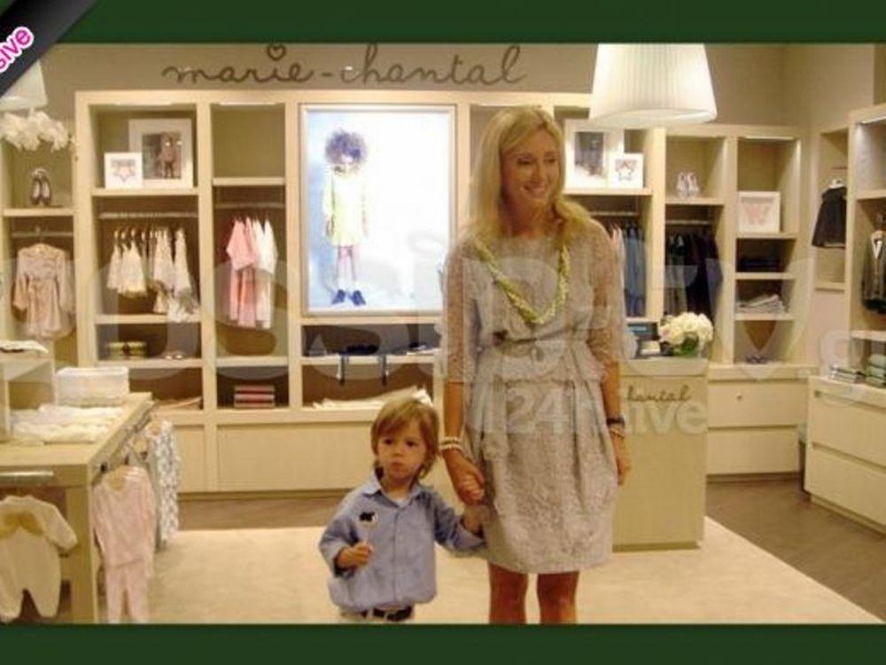 Νέο μαγαζί για την Marie Chantal
