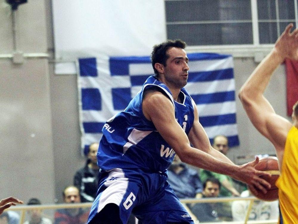 Χαραλαμπίδης: «Στόχος μου η 12άδα»