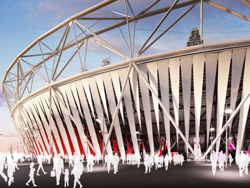 Με…. κουρτίνες το Ολυμπιακό Στάδιο