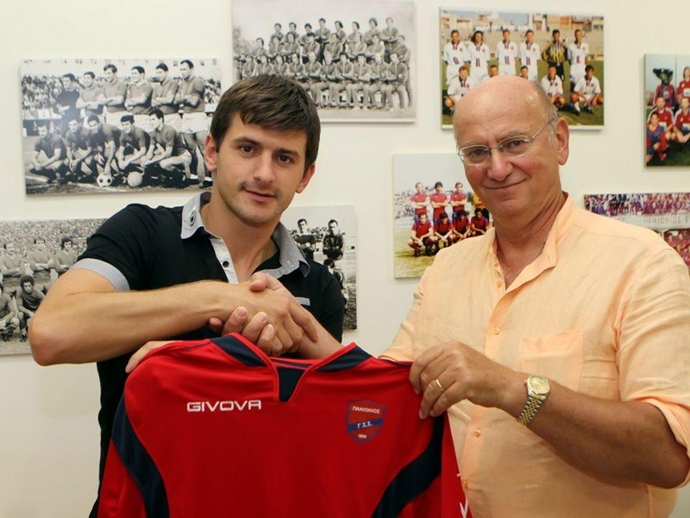 Υπέγραψε ο Μιλοβάνοβιτς!