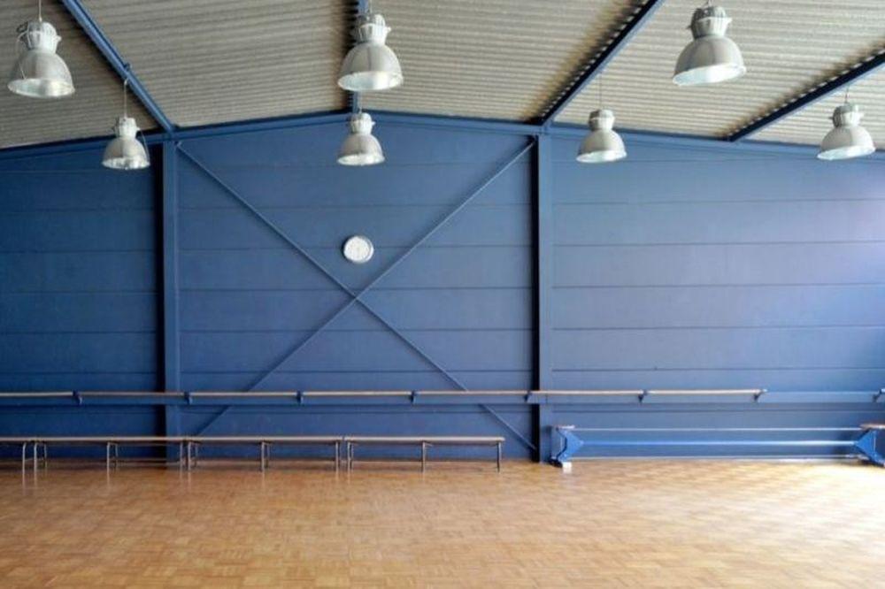 Ένα αλλιώτικο γυμναστήριο