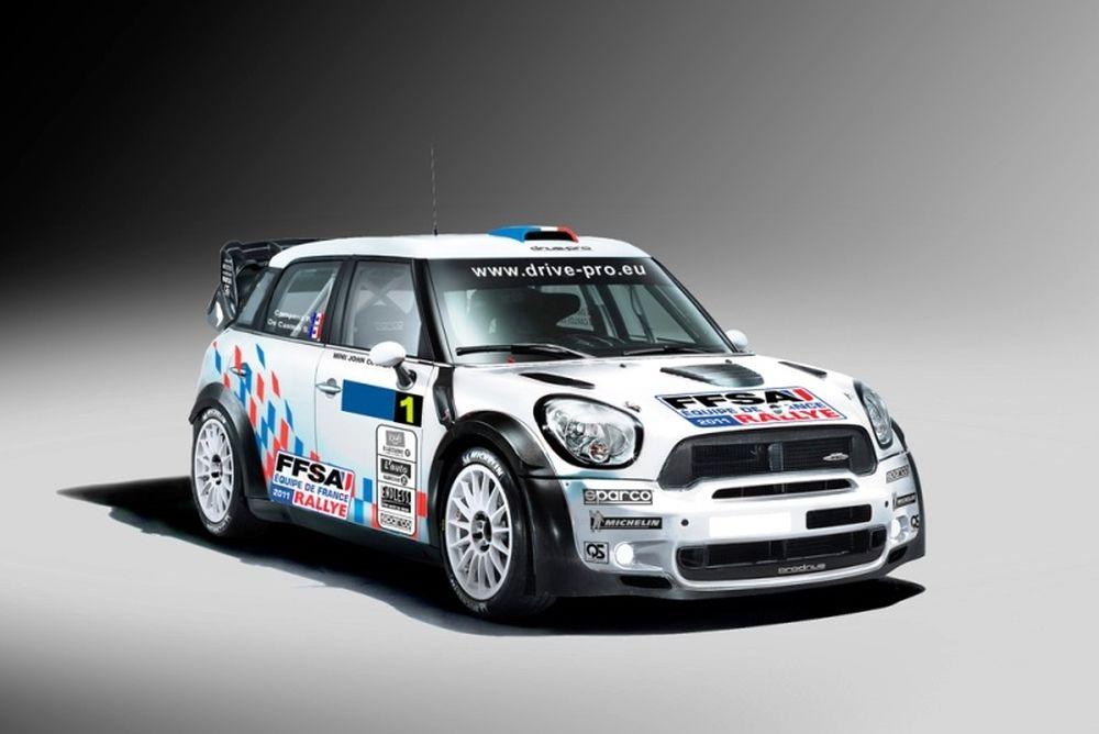 Νέος οδηγός στα WRC