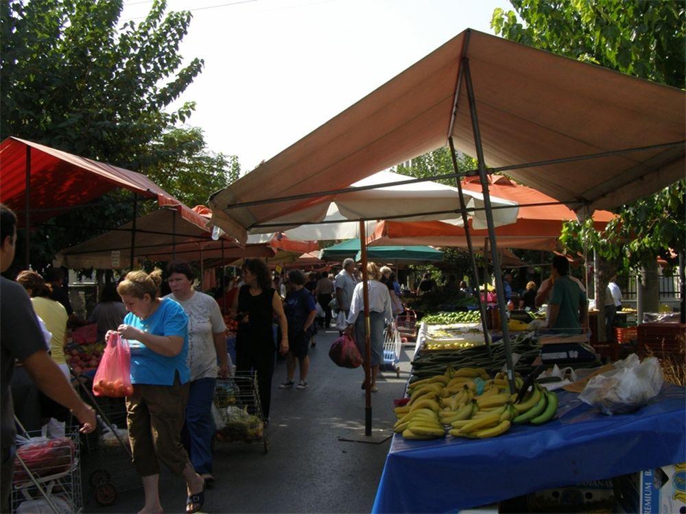 Άγριο έγκλημα στη λαϊκή αγορά της Αμαλιάδας