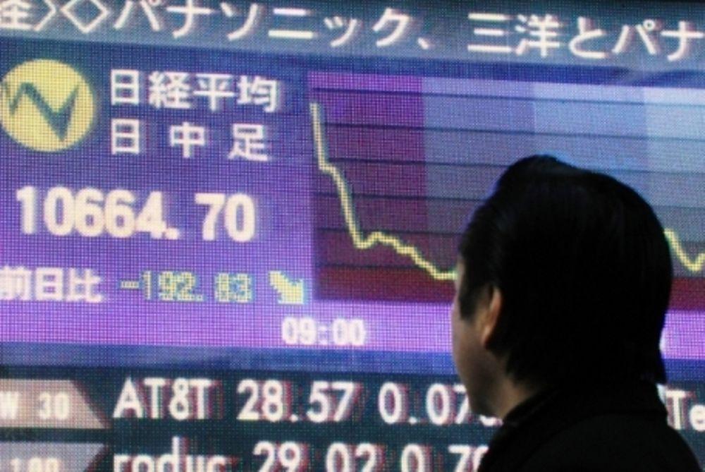 Βουτιά στα χρηματιστήρια από την Ιαπωνία μέχρι τη Νέα Ζηλανδία