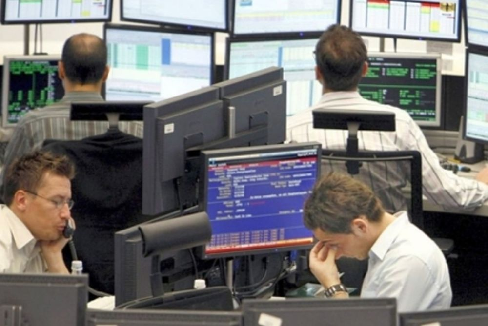 Bυθίστηκαν οι ευρωπαϊκές χρηματαγορές