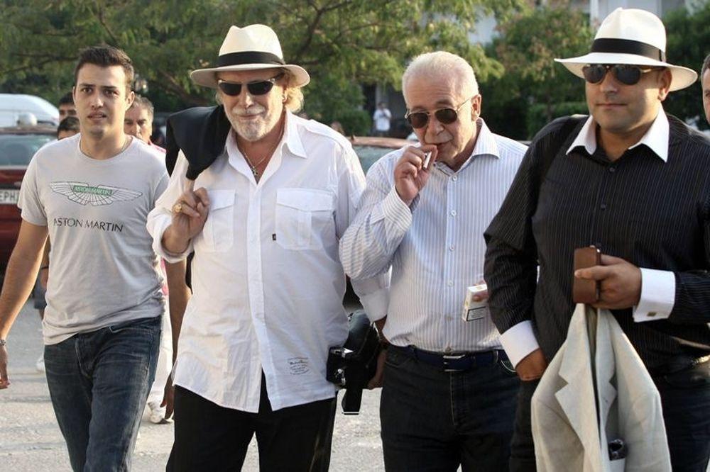 Σαχπατζίδης: «Τα πρωταθλήματα στην Τούμπα»