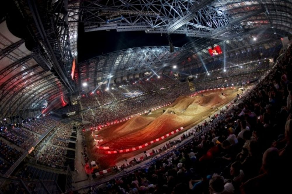 Red Bull X-Fighters Πολωνία