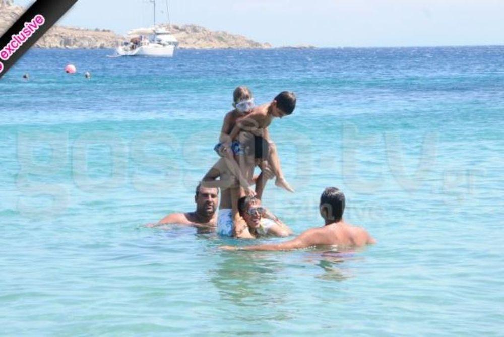 «Οικογενειακά βάρη» και στο νερό για Πηλαδάκη