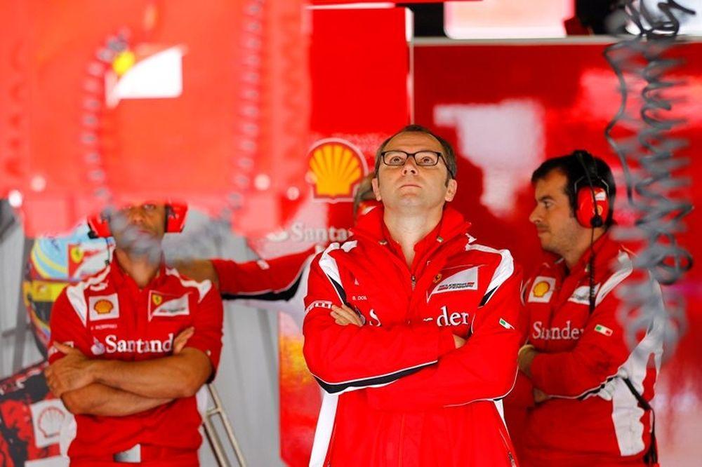 H Ferrari κοιτά προς το 2012