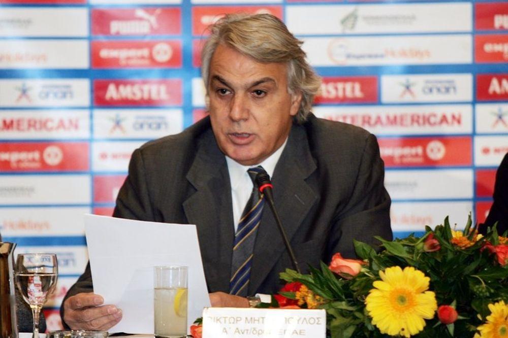 Μητρόπουλος στο Onsports: «Δεν μπαίνω επενδυτής στον ΟΦΗ…»