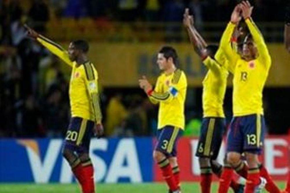 Η Κολομβία «έκλεψε» την πρόκριση στο 93΄