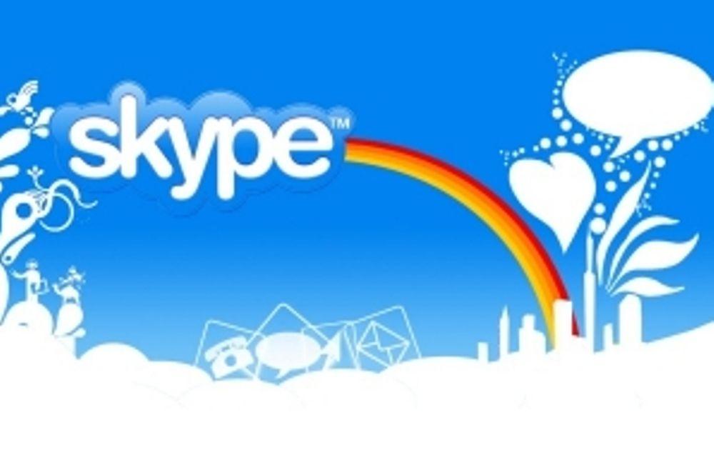 Επίσημα διαθέσιμο το Skype για iPad