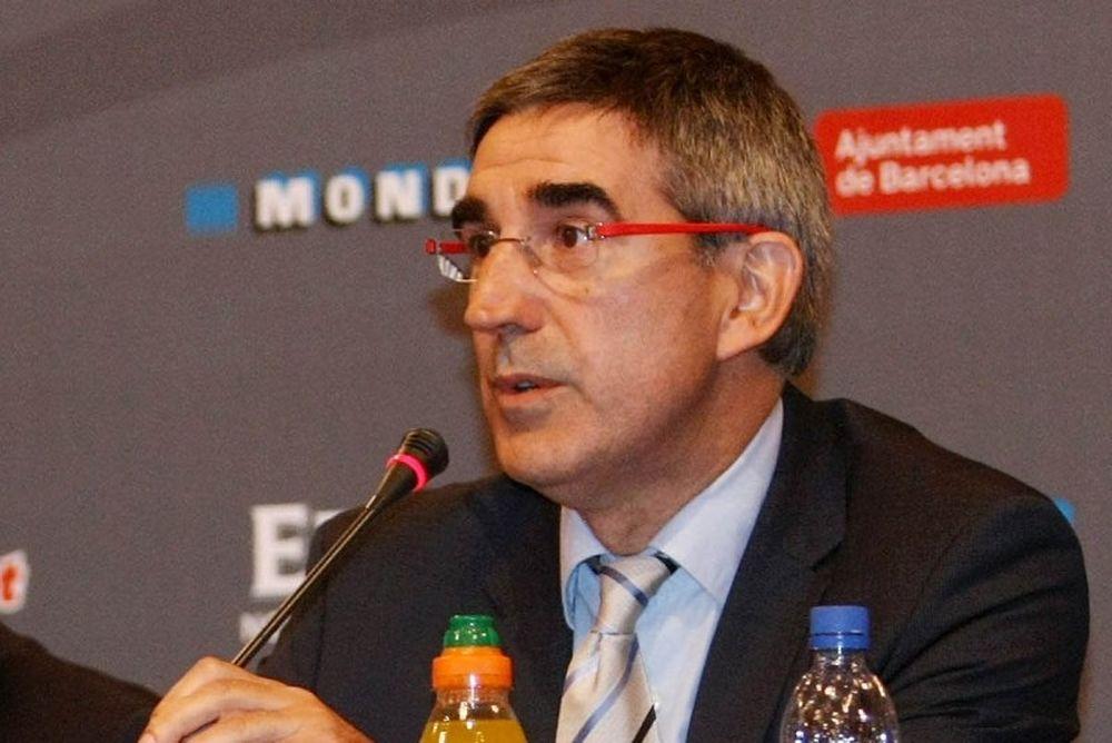 Μπερτομέου: «Περίεργη η απόφαση της FIBA»