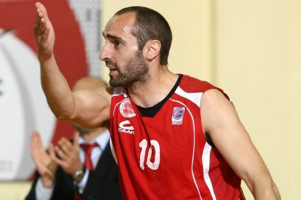 Καλαμπόκης: «Ανυπομονώ να ξεκινήσουμε»