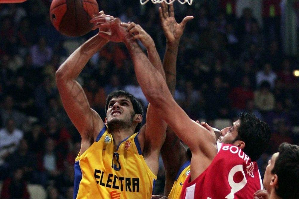 Χάνει το Ευρωμπάσκετ ο Κάσπι