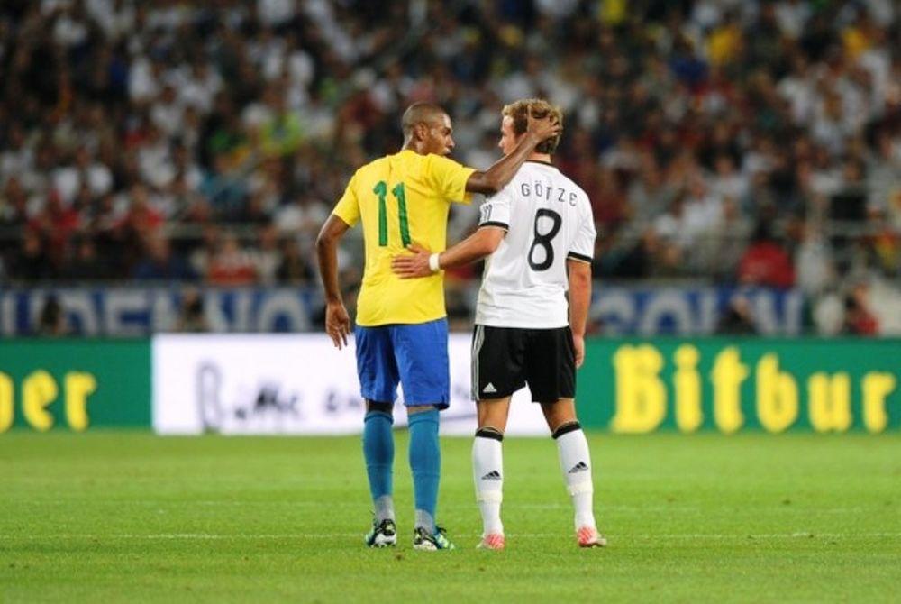 «Φοβήθηκαν» οι Βραζιλιάνοι