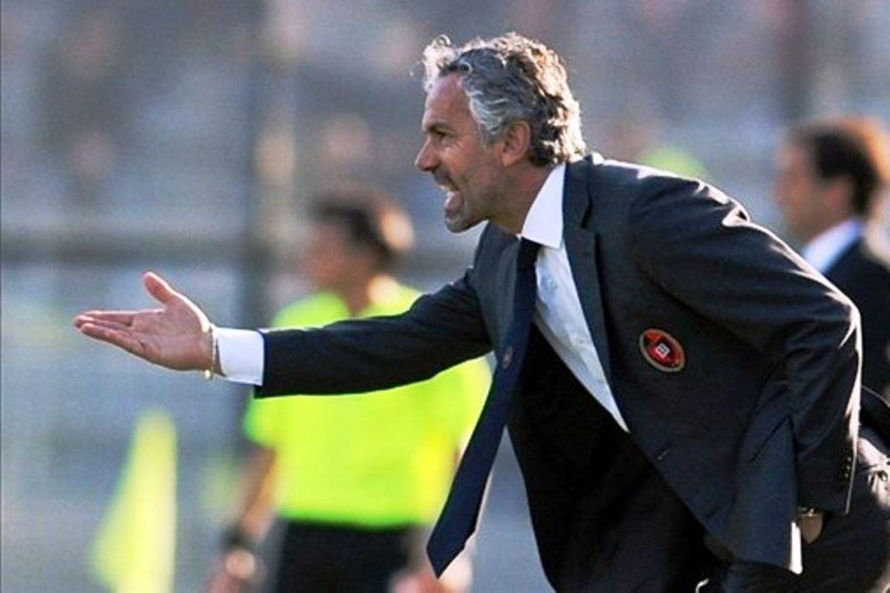 Απολύθηκε ο Ντοναντόνι!