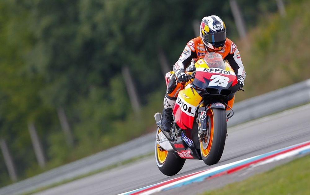 MotoGP Μπρνο: Ο Πεντρόζα στην pole position