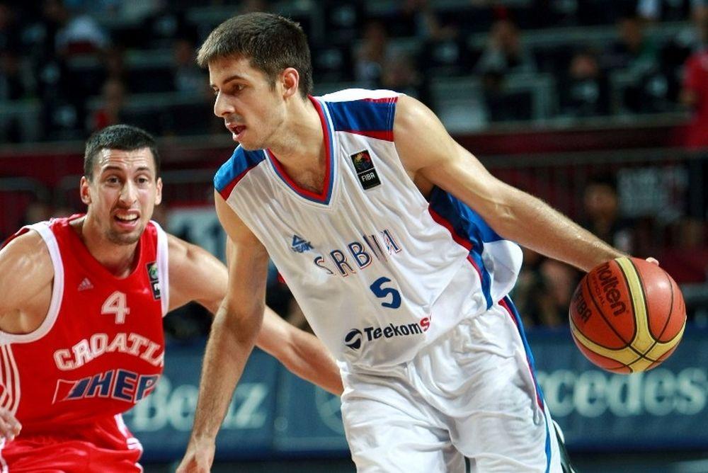 Δεύτερη η Σερβία!