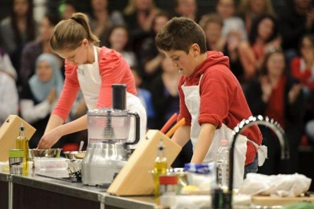Αναζητώντας ώρα και μέρα για το «Master Chef Junior»