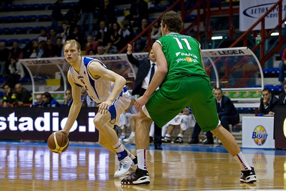 Moυρίνεν: «Όνειρο το Ευρωμπάσκετ»