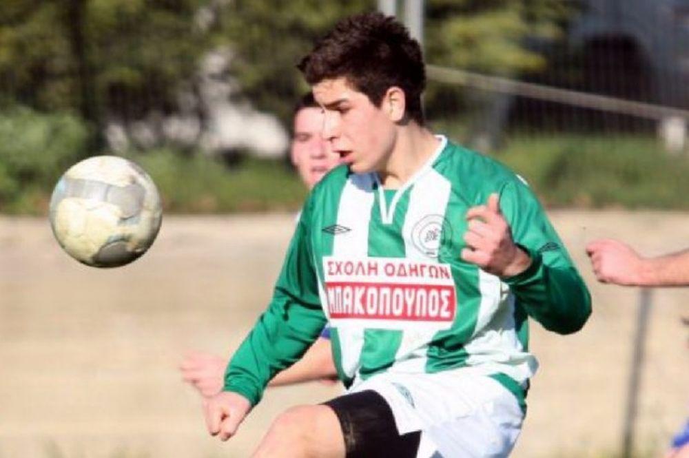 Πένθος στον Αμπελώνα για 16χρονο ποδοσφαιριστή