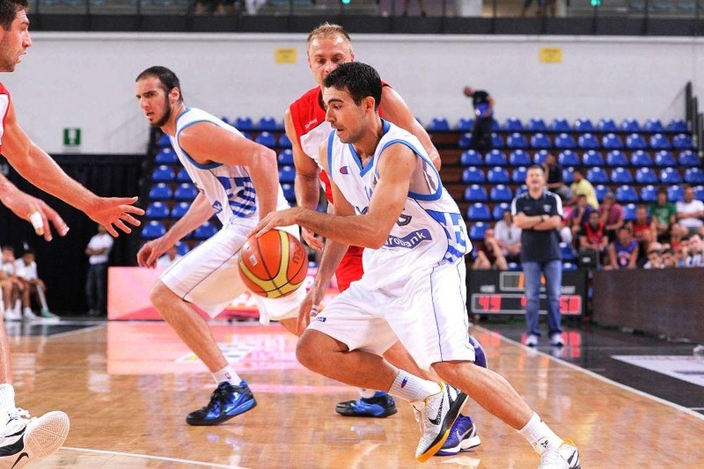 Στο Conn-X η Εθνική ομάδα μπάσκετ