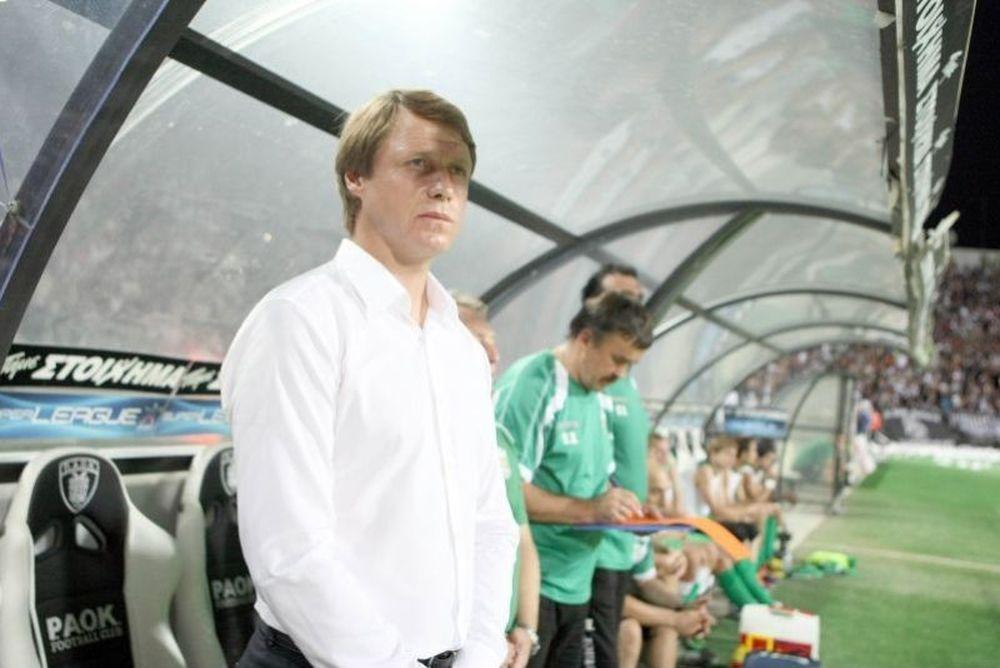 Κονόνοφ: «Ήμασταν άτυχοι»