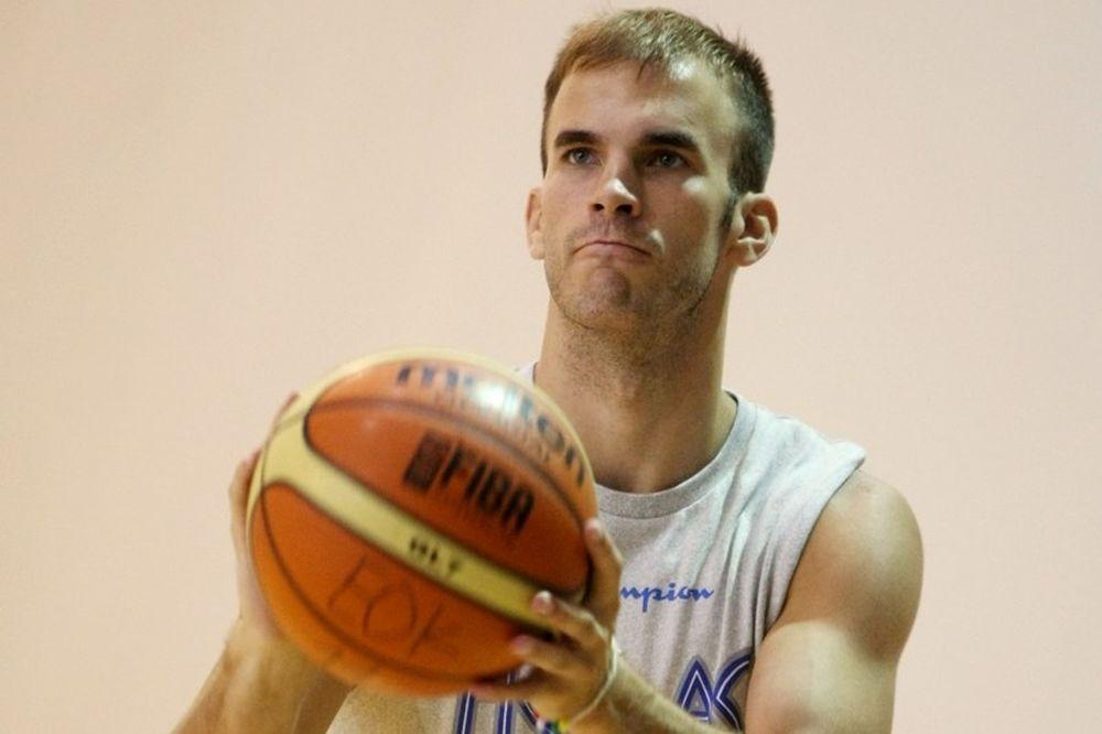 Καλάθης: «Ανυπομονώ για το Ευρωμπάσκετ»