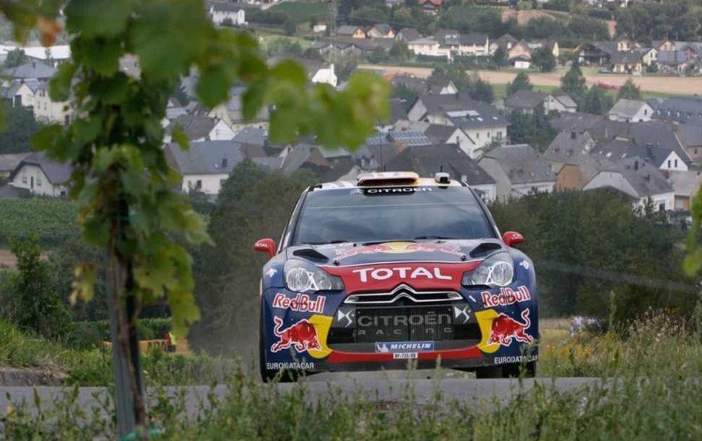 WRC Γερμανία: Λάθος για τη Ford προβάδισμα για τη Citroen