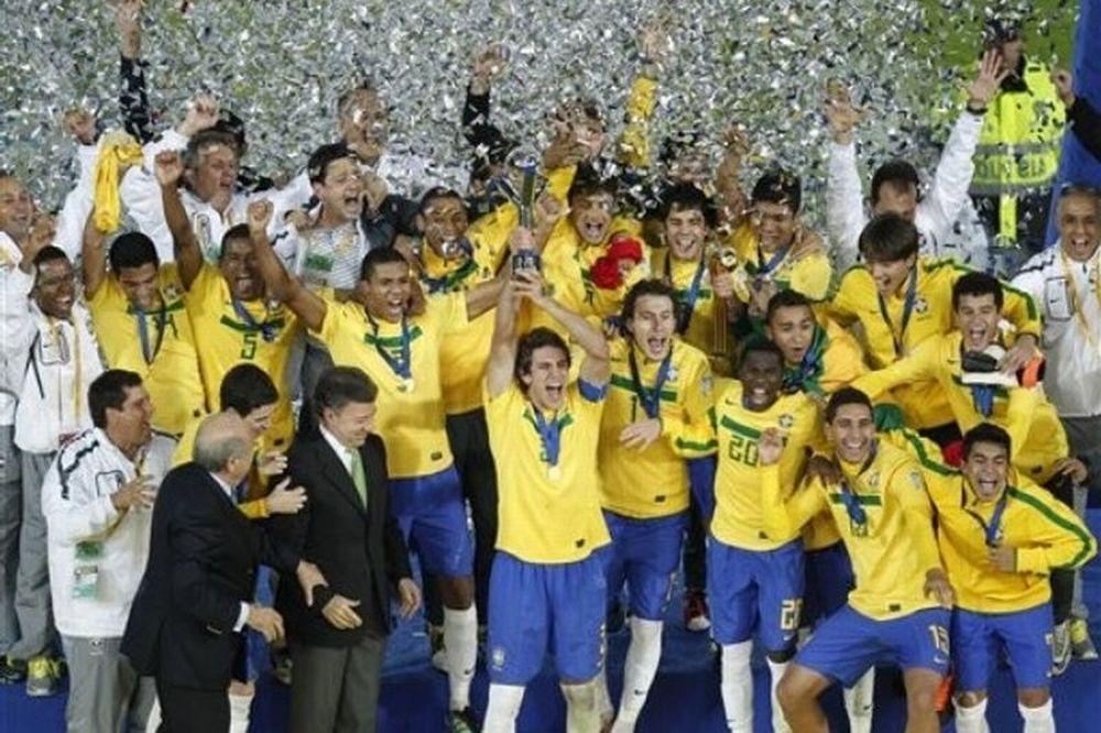 Το στέμμα στην Βραζιλία!