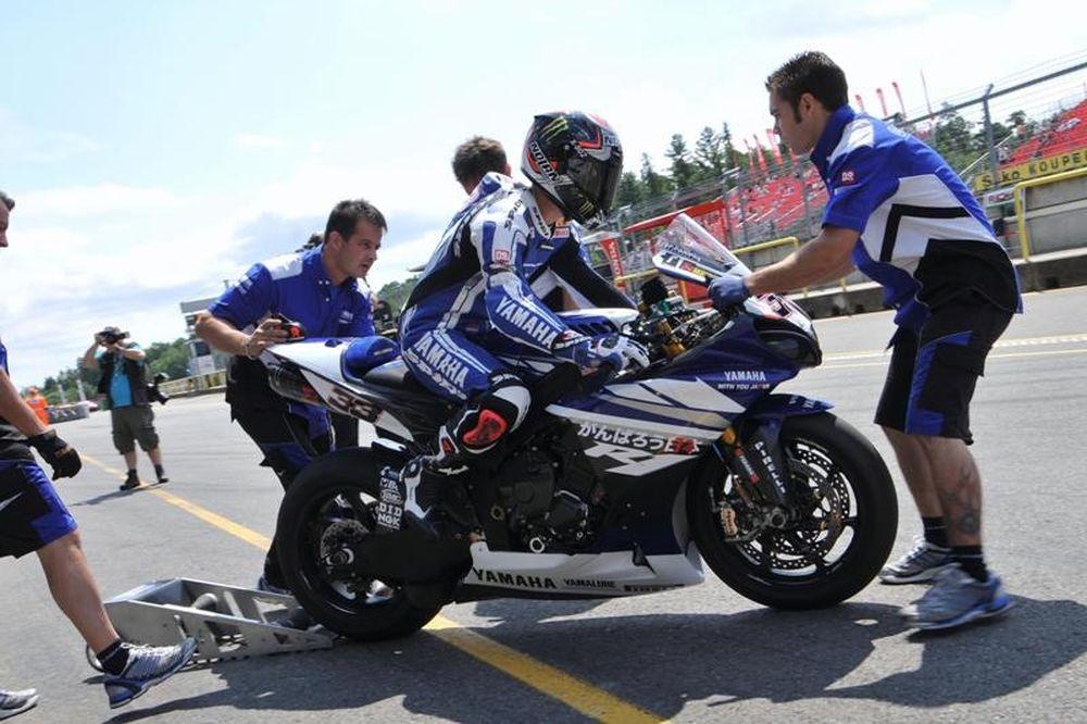 Η Yamaha εκτός Superbike το 2012!